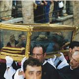 Uscita Urna Beato Antonio 2005