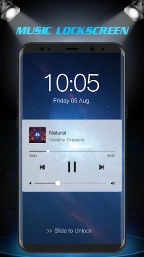 Free Music Player - Equalizer & Bass Booster 1.3 screenshots 4