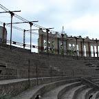 Plaza de Toros en ruinas