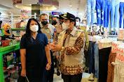 Sidak Prokes, Walikota Tangerang Tegur Salah Satu Mall di Kota Tangerang