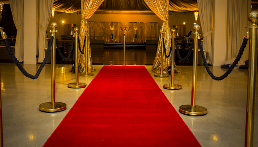 Red Carpet in Any Event Gives a Feeling of Being Part of an Elite Group