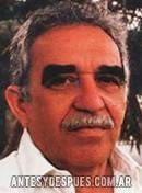 Gabriel Garcia Marquez, 1982