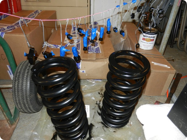 2 Paint - Coil Springs (2)