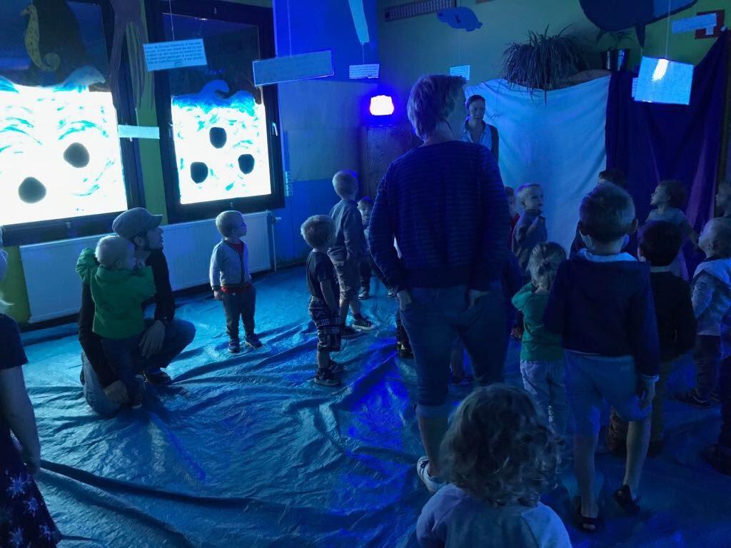 De Knetters maakten een zeeaquarium. - IMG_8783.JPG