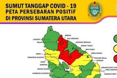 15 Daerah di Sumut Zona Hijau Covid-19