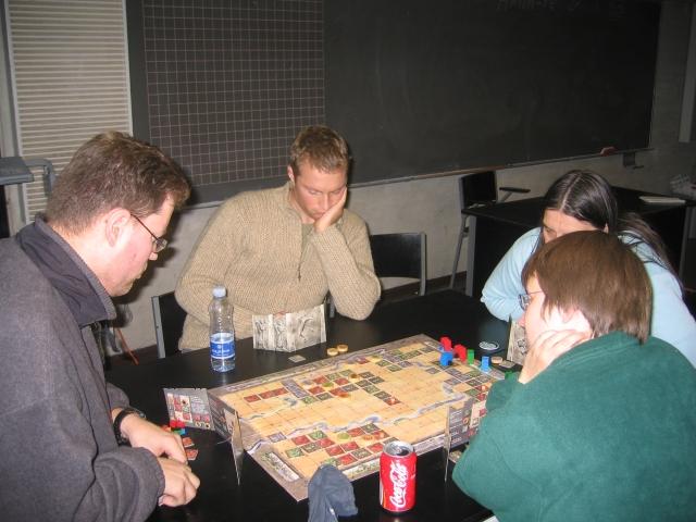 Eufrat & Tigris på Viking Con 2003.
