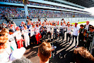 1 minute silence for Jules Bianchi #forzajules