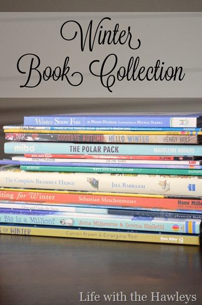 Hawley: Winter Book Collection