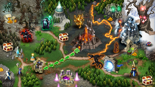 Heroes Magic World filehippodl screenshot 4