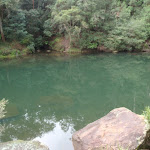 Blue Pool water (148296)