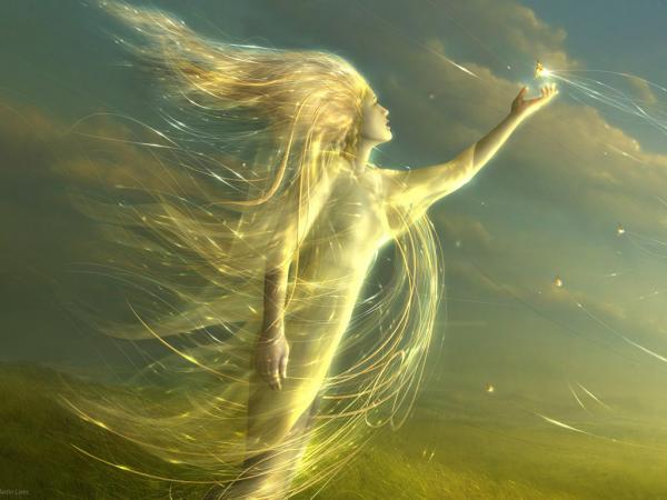 Light Goddess, Goddesses