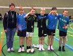 Tillykke til Daniel og drengene som vandt guld for hold til landsmesterskaberne for B-rækken 2012/2013