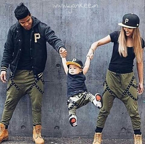Cool Couple Dp With Baby