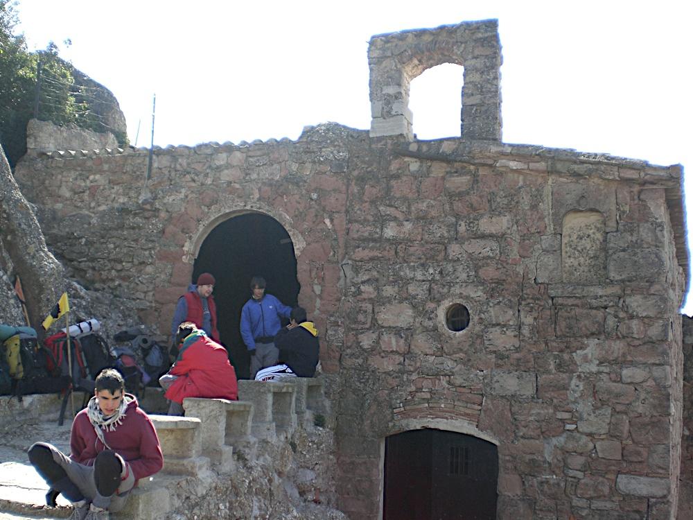 Sortida Sant Salvador de les espasses 2006 - CIMG8315.JPG