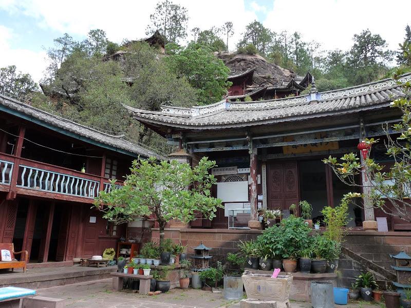 Chine . Yunnan.SHA XI 2 et retour à Lijiang - P1250048.JPG