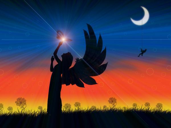 Lovely Magian Magick, Moon Magic