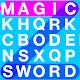 grama mágica das palavras cruzadas
