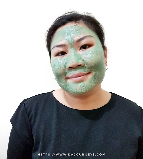 [Review] Kleveru Organics DEEP CLEANSING MASK