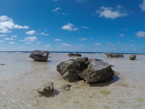 Il reef esterno - Rangiroa