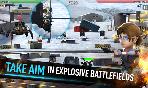 WarFriends: PvP Shooter Game 2.2.0 screenshots 3