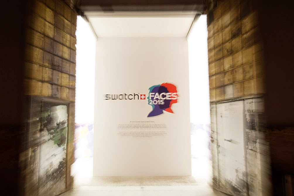 Swatch Faces 2015