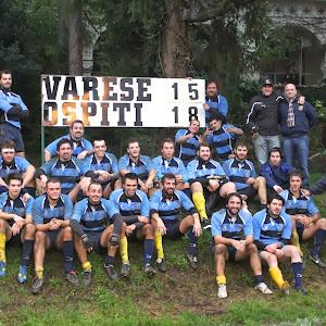 Varese vs ATRC