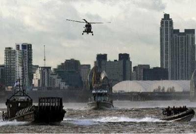 Londres, se prepara para los Juegos Olímpicos
