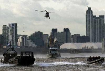 Juegos Olímpicos 2012,  Londres se prepara