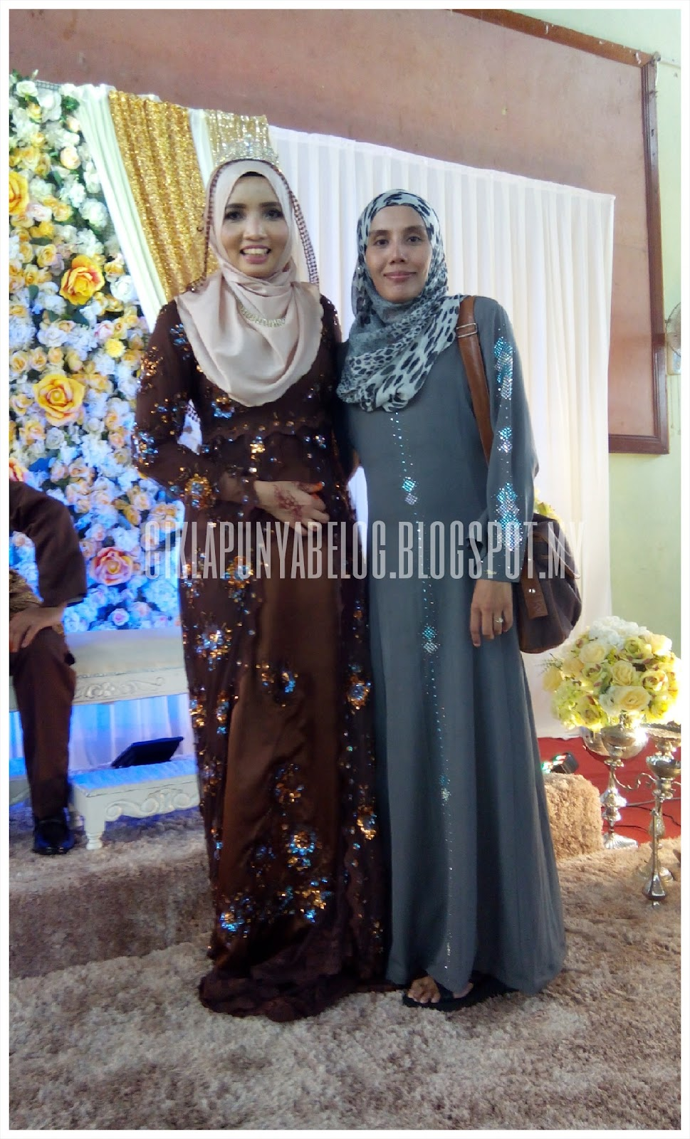 Congrats! My best friend get married!