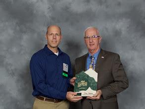 Photo: 2015 IMAA Keystone Award, Doug Layman of IMI