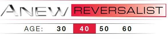 Avon Anew Reversalist Ttile