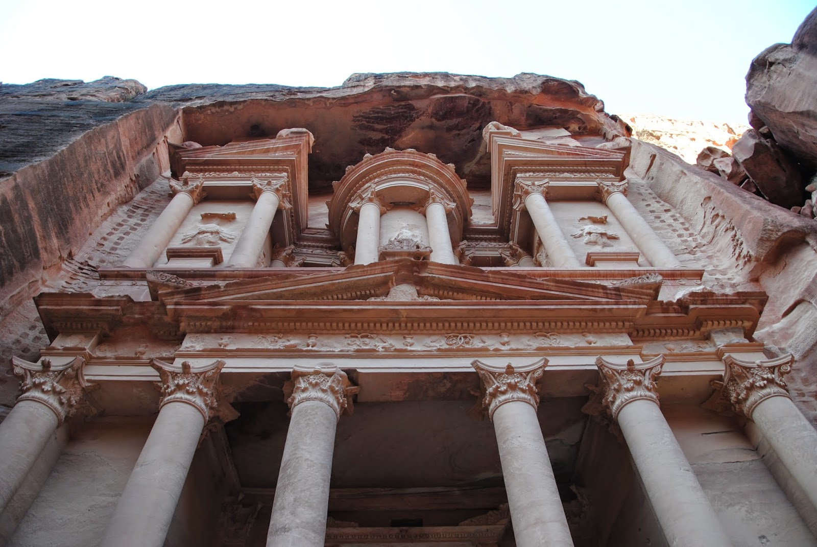 My Photos: Jordan -- Petra -- Al Kazneh
