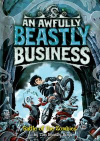 Battle of the Zombies: An Awfully Beastly Business By The Beastly Boys