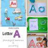 Preschool Letter A