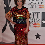 OIC - ENTSIMAGES.COM - Annie Mac at the  The BRIT Awards 2016 (BRITs) in London 24th February 2016.  Raymond Weil's  Official Watch and  Timing Partner for the BRIT Awards. Photo Mobis Photos/OIC 0203 174 1069