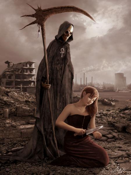 Requiem Por Un Suicidio, Evil Creatures