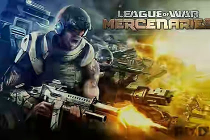 League of War Mercenaries v8.0.58 Full Apk Mod For Android