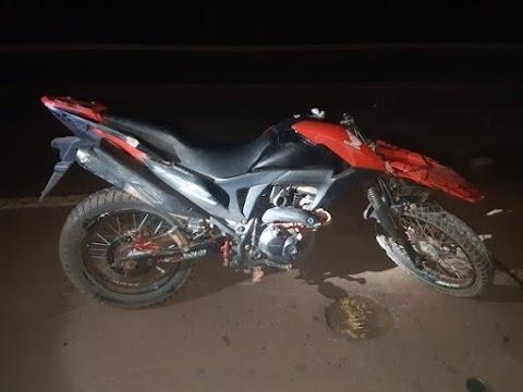 Acidente envolvendo duas motos e duas bicicletas deixam seis pessoas feridas no km 665 da BR-222, em Açailândia