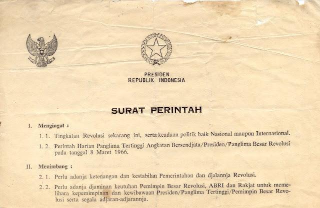Surat Supersemar