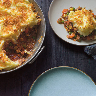 Mesquite-Crusted Shepherd's Pie