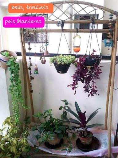 Garden Tour Reema's Green Balcony – Dress Your Home – Interior