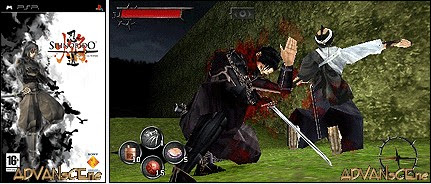Shinobido: Tales of the Ninja - USA PSP Download