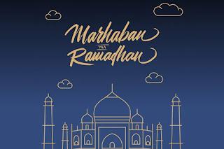 Marhaban Ya Ramadhan - SMK Muhammadiyah 7 Kedungpring