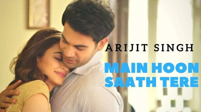 "Track ""Arijit Singh""on Bandsintown""Main Hoon Saath Tere""(from ""Shaadi Mein Zaroor Aana"" soundtrack)"