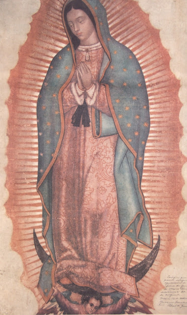 Graceful Life Feast Of Our Lady Of Guadalupe  Dec