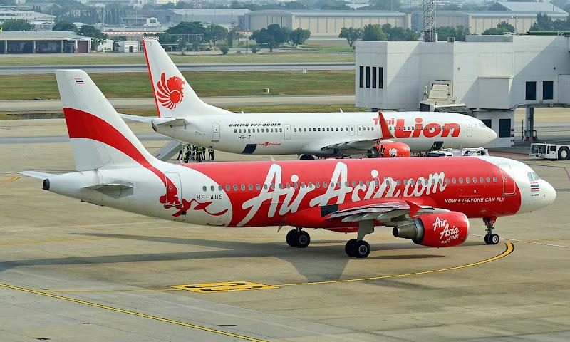 avião tailandia