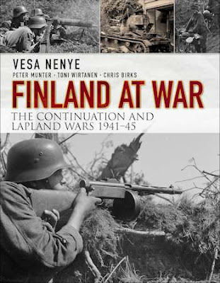 Osprey Pre-Order Finland at War: The Continuation & Lapland Wars 1941-45