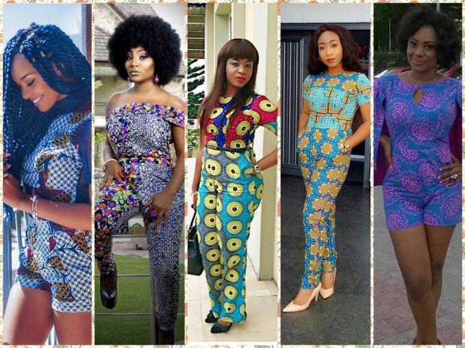 mishono ya vitenge nigeria Trends 2018 2