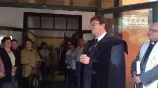 Áldás - Bárdudvarnok Óvoda átadás 2015.05.23.