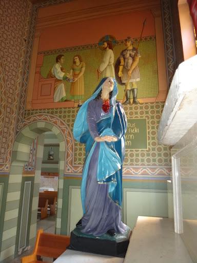 Nossa Senhora das Dores - Santuário Sagrado Coração de Jesus, Vera Cruz/SP